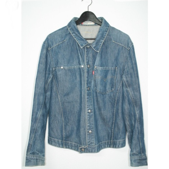 Levi's Jackets & Blazers - Levis Engineered Jeans Denim Jacket